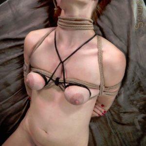 Violet Monroe at SexuallyBroken